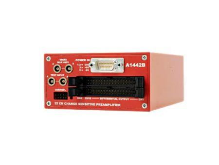 Préamplificateur Multistrip pour détecteur Silicon
