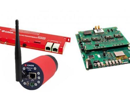Electronique d'acquisition pour SiPM
