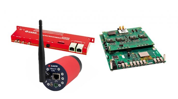 Systeme de lecture - Electronique d'acquisition pour SiPM
